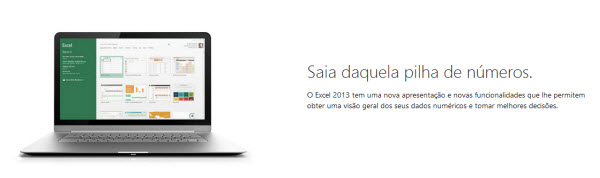 capa do excel